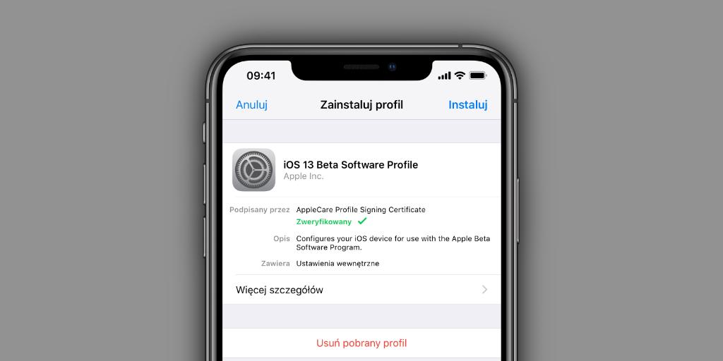 iOS 13 Beta/iPadOS 13 Beta - MAKS+