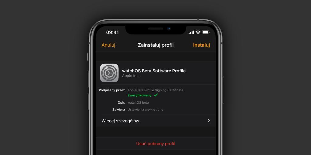 watchOS 6 beta - MAKS+